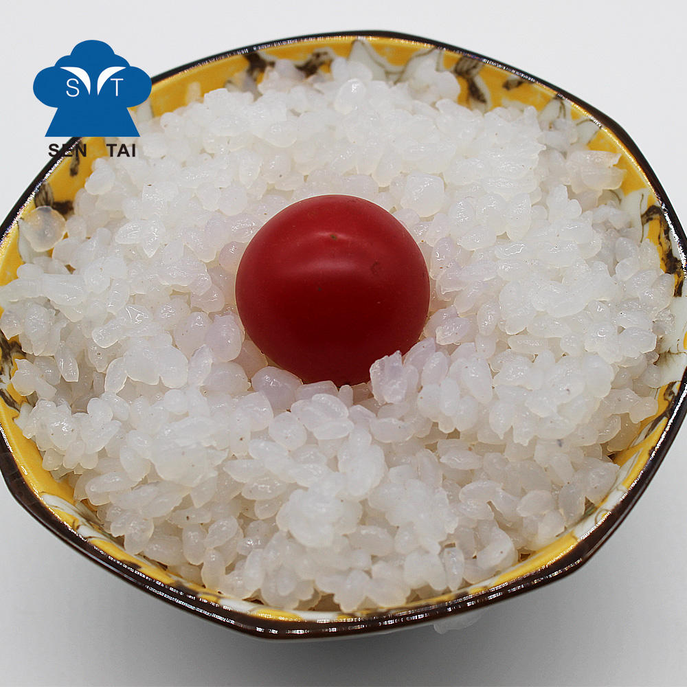 Easy to cook oganic instant konjac rice shirataki diet food