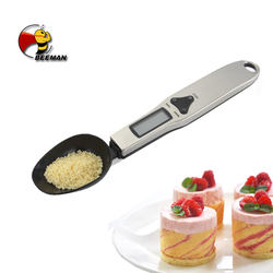 Beeman Hot Portable Electronic Measuring Digital Precision Weighing Kitchen Scale Spoon