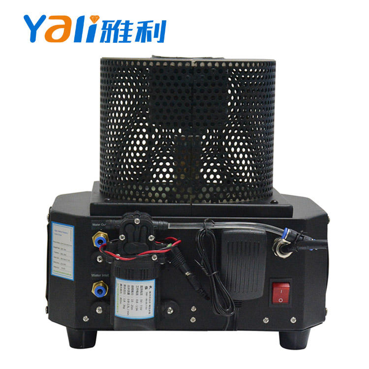 2KG Silver Gold Iron Brass Mini Metal Melting Induction Furnace without temperature control 1600 Degree