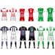 2020 new products sports wear football Third kid kit soccer football shirts jersey soccer jersey set uniform