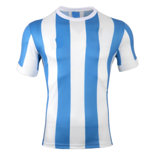 Dropshipping Retro Football Wear Soccer Jersey Argentina Team 1978 Football Men Shirt Thai Classic Customized Men Shirt