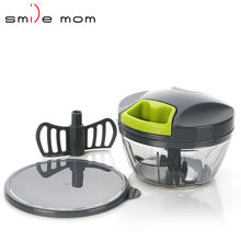 New Design Food Grade Handy vegetable and fruit chopper