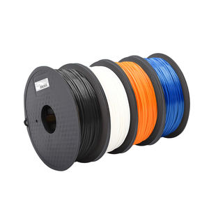 3d Cetak PLA Filament 1.75 Mm 3d Printer 1Kg Per Roll ABS Filamen untuk 3d Printer