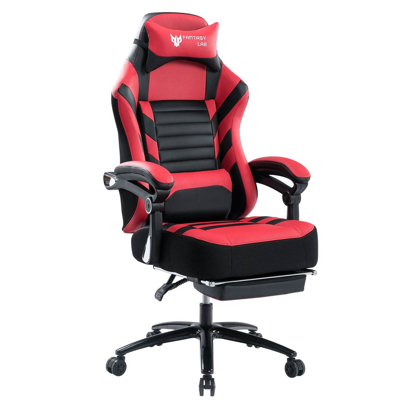 8257 High Back Comfortable Computer Gamer Racing Gaming Chair PC Room