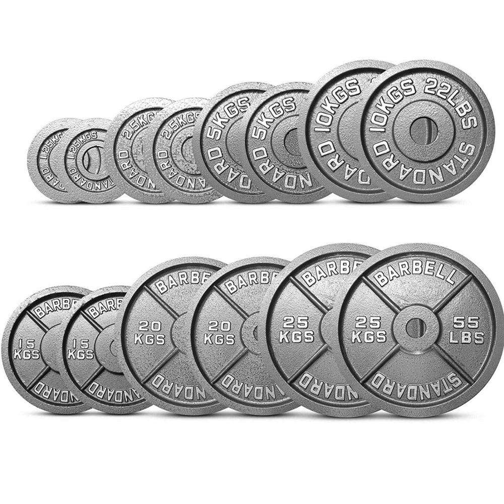 Wholesale Fitness gym Cast Iron Weight Plate