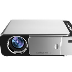 Ready to SHIP home theater projectors video transmission wireless 4k portable projectors