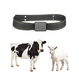 NEW Arrival Solar Powered 2G Cow GPS Tracker Sheep Animal Mini Gps Tracker Suitable for Cattle GPS Tracking Device
