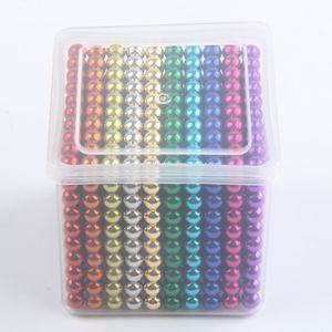 Neo cube magnet toy magnetic balls 216pcs