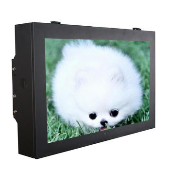 Full HD wifi outdoor display <span class=keywords><strong>lcd</strong></span> pubblicità digitale 55 65 75 pollici