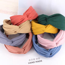 Hair Tie Girl Makeup Hair Band Sweatband Headband Women Sports Headband Hair Accessories Latest Fashion Cute Korean Headband