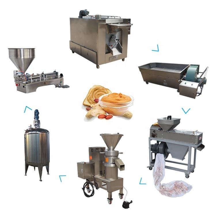 Cheap price hot sale sesame nuts paste peanut butter milling machine