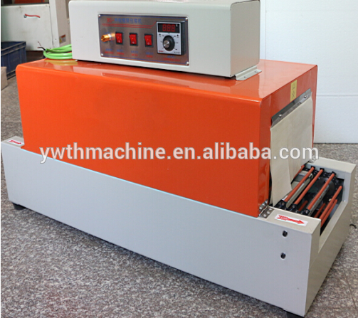 Chain Shrink Wrap Tunnel Shrink Film Machine