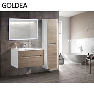 Modern Italian bathroom wall cabinet import LED mirror bathroom vanity cabinet