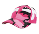 Make Your Own OEM Fitted Digital Pink Camo Baseball Cap