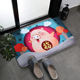 (CHAKME) China supplier anti slip standard size welcome interior mat,inexpensive indoor back door mats