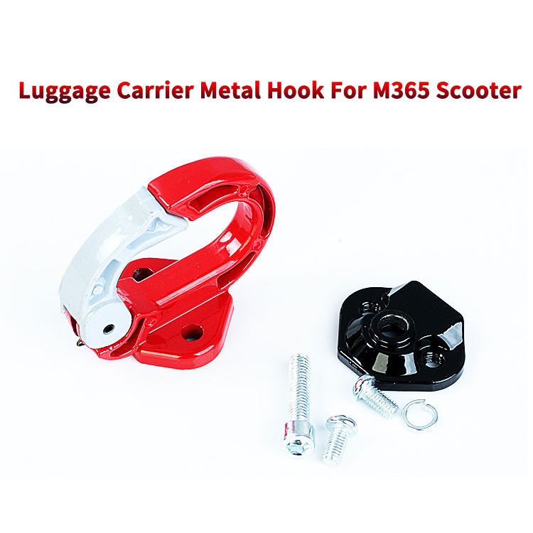 Electric Scooter Hook Hanger Helmet Bags Claw Kid Scooter Grip Handle for scooter m365 Bag spare parts