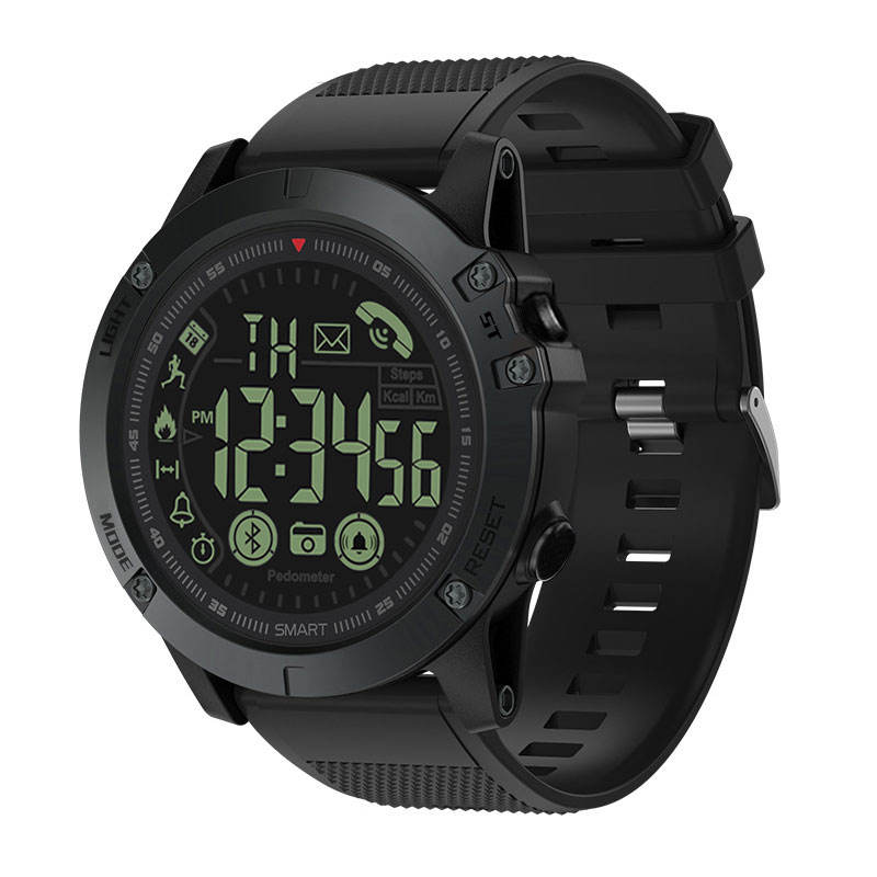 Shenzhen Top Selling High Quality IP67 Waterproof Smartwatch Military Private Label Durable Android BT Smart Wrist Watches