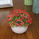 Artificial Plant Flowers China Hot Selling Retro Mini Potted Artificial Plant Flowers Artificial Grass China
