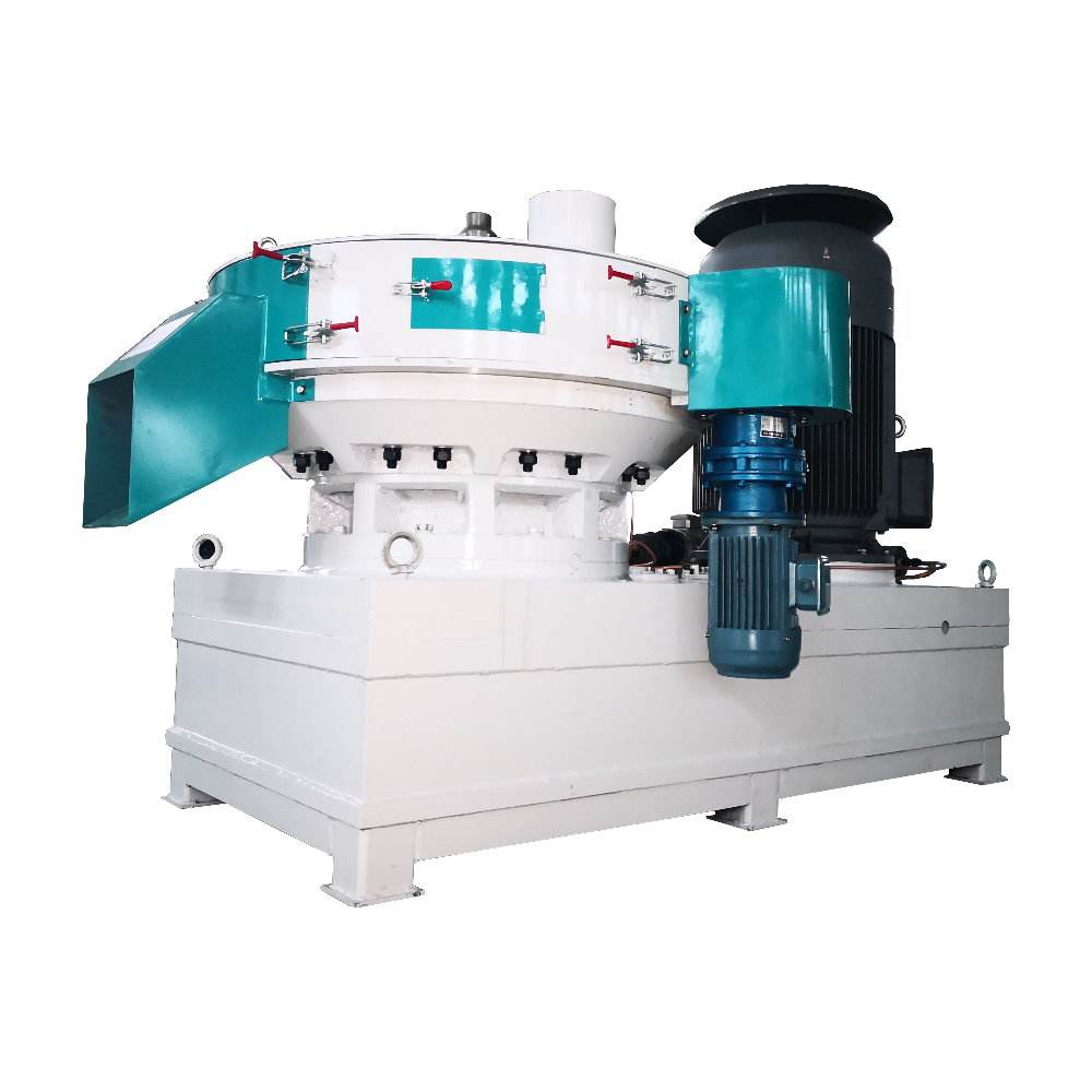 Easy to operate pellet mill wood pellet machine
