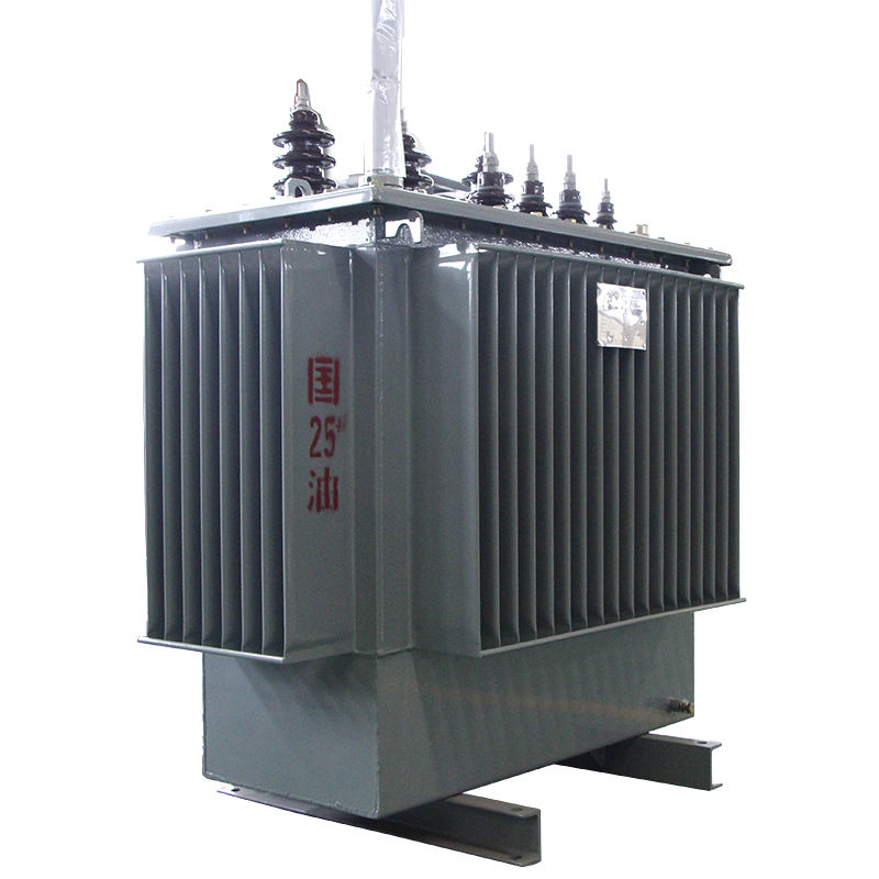 S11 Oil Type Immersed transformer Oil Immersed Power Transformer transformer 500 kva