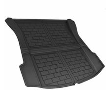 All Weather Waterproof Anti Slip TPE Custom Universal 3D Car Trunk Mats