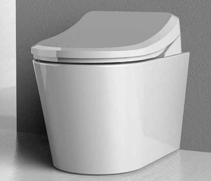 Standar Tinggi Smart Toilet dan Shower Toilet Unit