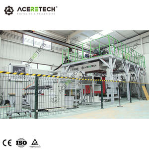 Aceretech PP meltblown production making line manufacturer