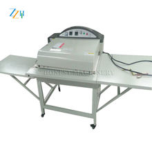 High Quality Pneumatic Bonding Machine/ Widely Used Garment Collar Fusing Equipment