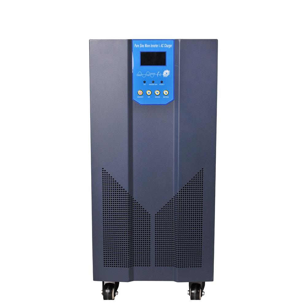 2020 Hot Sale 20000W 20KW Pure Sine Wave Low Frequency Inverter For Home Car School Hospital Farm