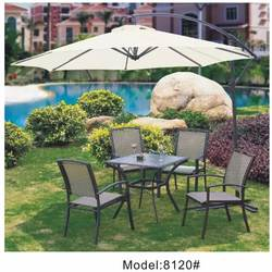 outdoor umbrella folding waterproof beach garden umbrella side pole whole sale resort leisure pool patio  umbrella