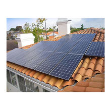 Wholesale Online Solar Panel System Cost Home On grid 10KW Roof Mount Solar Energy Systems Solar Roof