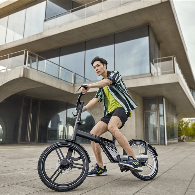 New Style Ebike Front Drive Electric Bikes for Adults, Two Wheels Elektro Bike with Lcd Display