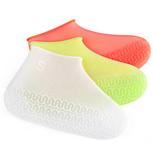 Factory Direct Price Eco-Friendly Reusable Comfortable Anti-Slip Shoe Cover