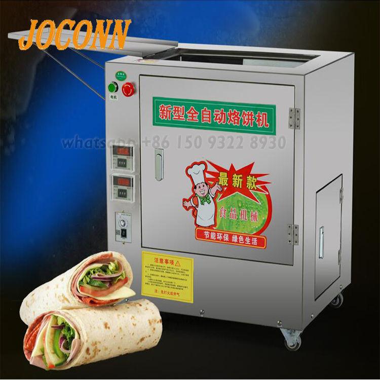 Gute Qualität Roti Hersteller Indisch Chapati Papad Flach Brot Tortilla