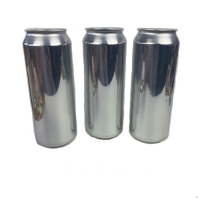 empty thin can beer bottle cans 500 ml 330ml aluminum beverage can with custom printing