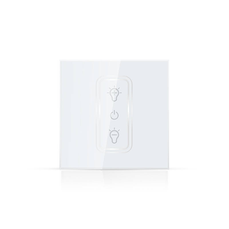 Tuya Smart Wireless Wifi Switch touch Wall Switch dimmer switch for led lights works with Alexa, Google Home