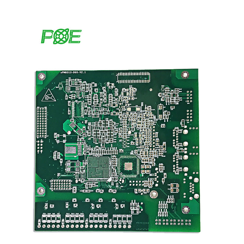 14 Layers Smart Board HDI PCB Manufacture