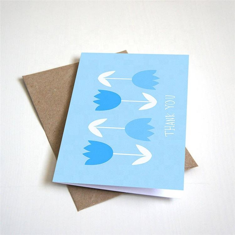 Card Paper Free Design Greeting Birthday/holiday Paper Card With Custom Logo