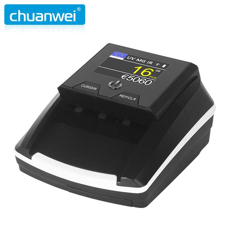 AL-136T Automatic mini money counter portable money counter bill detector