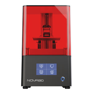 High Accuracy Desktop Photosensitive 3d resin printer Nova3d Bene4 MONO 3d printing machine