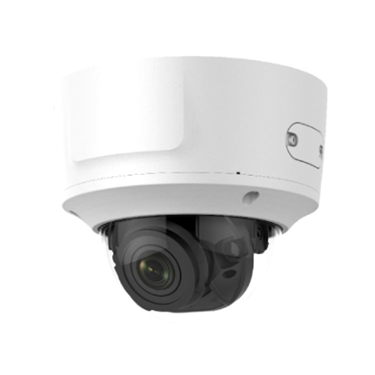 Ledakan Bukti Keamanan Kamera DS-2CD3725G0-IZS 2MP Bermotor Lensa Varifocal Dome IP Camera