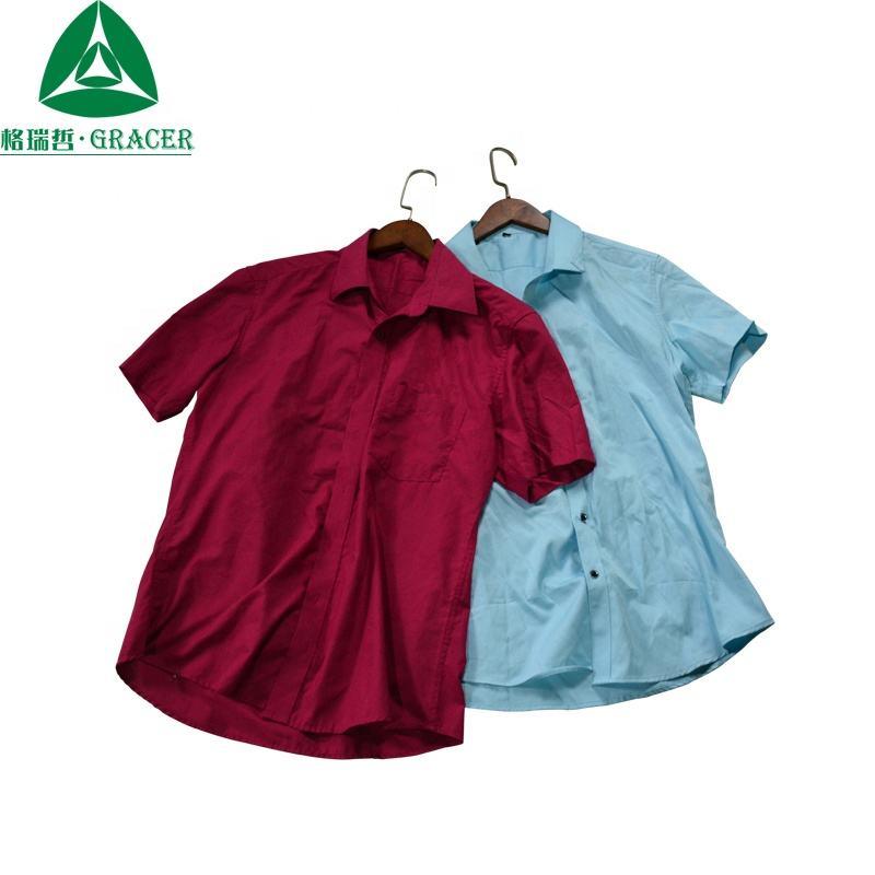 Vêtements d'occasion en balles corée d'origine vêtements de seconde main vêtements par kg