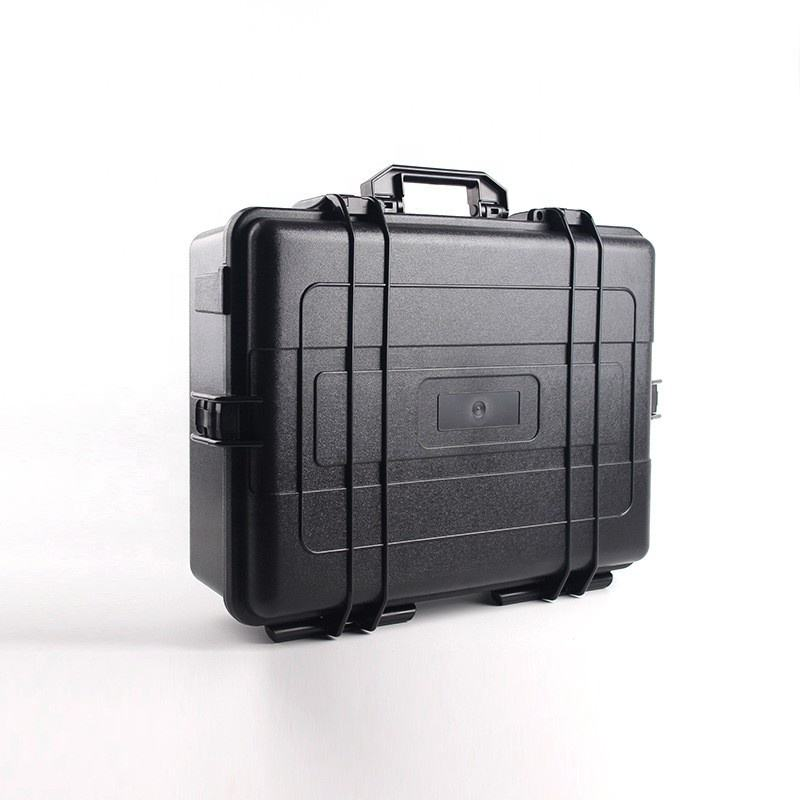 Pp PP-B208 ABS Safety Equipment Case Outdoor Shockproof Protective Travel Carrying Case Tactical Box
