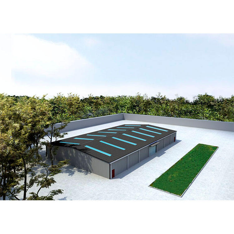Chinese Designing Self Storage Steel Structure Prefab House/Farm House Portable Building