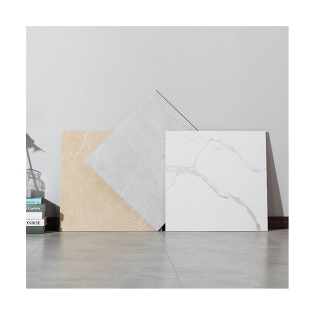 glazed tiles design polished porcelain tile white marble tile
