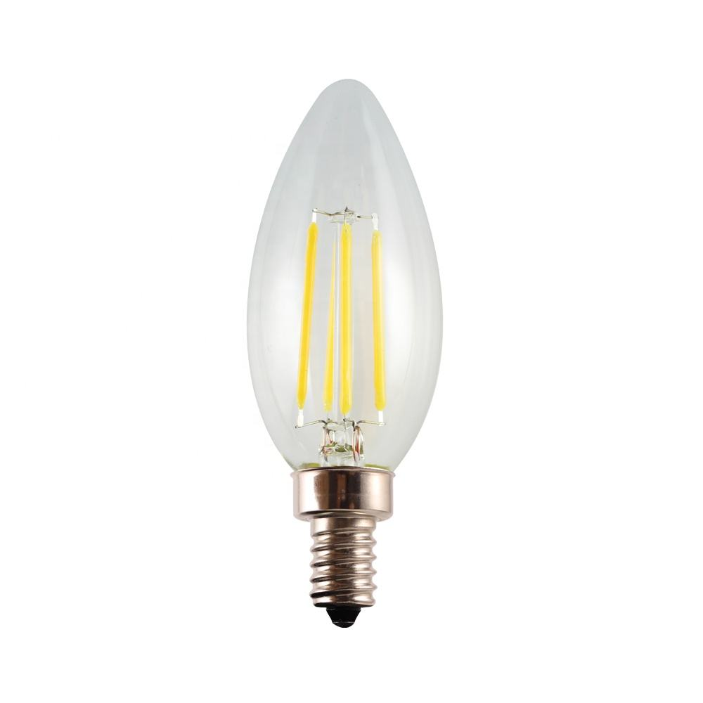 Gratis verzending 2w <span class=keywords><strong>4w</strong></span> 6w LED Decoratieve c35 kaars halogeenlamp <span class=keywords><strong>E14</strong></span> LED kaars
