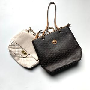 Nice design second hand designer brand bale used bags from china