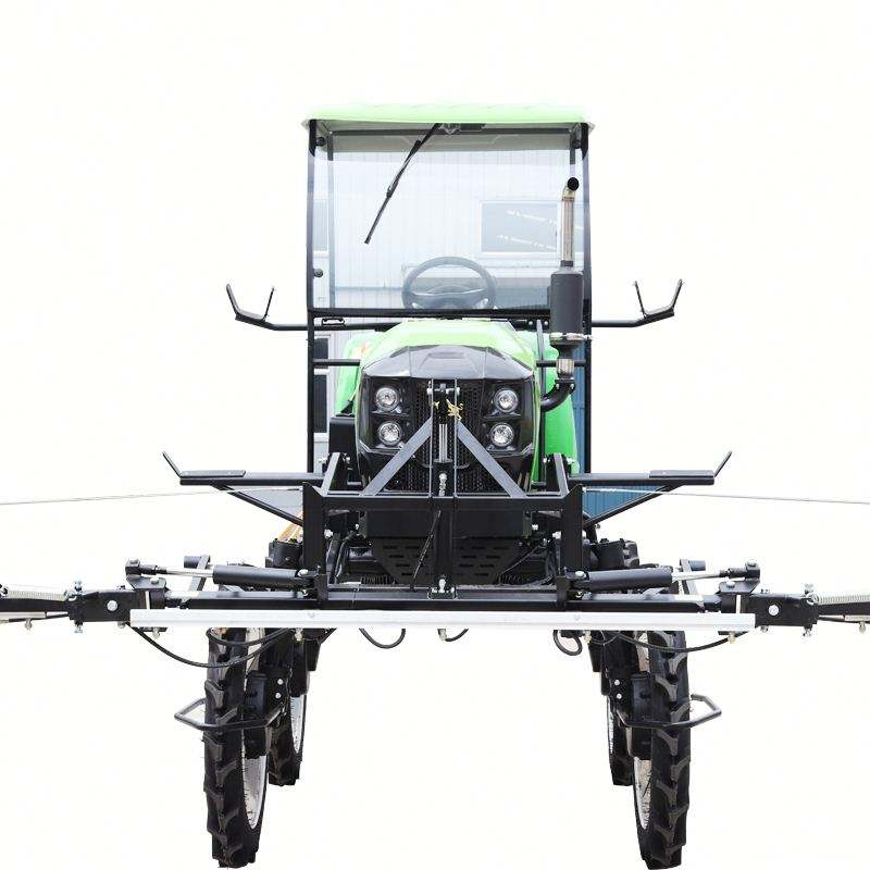 Portable Tractor Spraying Machine Boom Sprayer With Telescopic Boom
