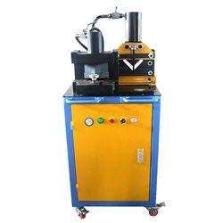 VHB-85 Yuhuan three in one hydraulic busbar processor busbar cutting  machine bending machine