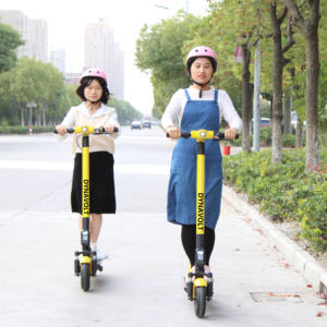 GPS rental sharing electric scooter foldable e scooter